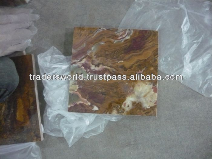 Beautiful Color and accurate sizes Onyx Tiles and Slabs for Home and Restaurants and others places
