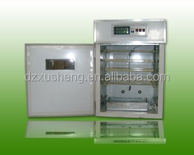 264 Small Automatic Temperature Humidity Control capacity 264 chicken eggs incubator for sale/ ostrich chicks egg incubator