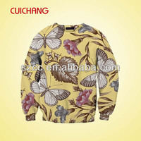 Men Sweatshirt Wholesale Sublimation Colorful Sweatshirts