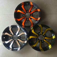 cheap aluminum wheel rim for electric tricycle