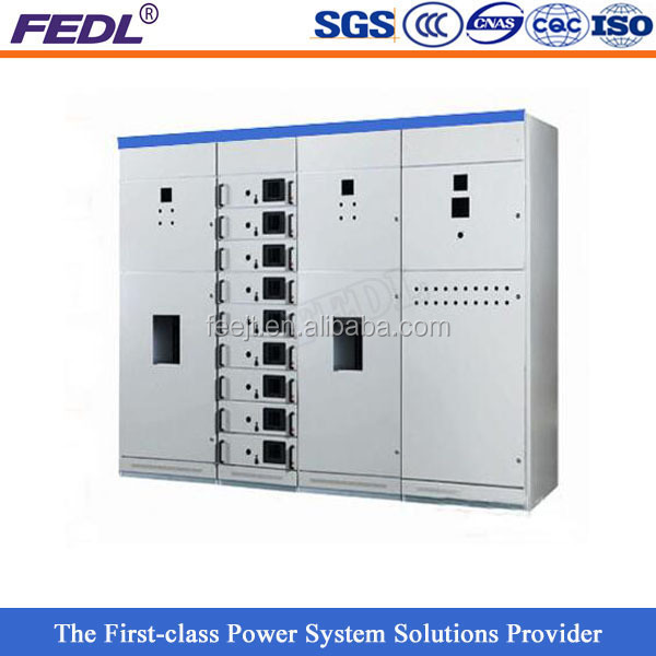 GCS electric draw-out low voltage switchgear