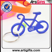 Custom die casting blank bottle openers key chain