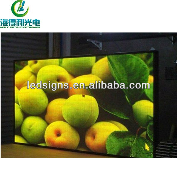 Hidly Full color outdoor electronic advertising led display screen/led tv
