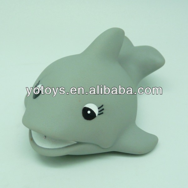 plastic whale toy/PVC sea animals toy/baby bath toy
