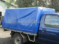 China pe tarpaulin factory , clear uv sun protection car cover vinyl tarpauline