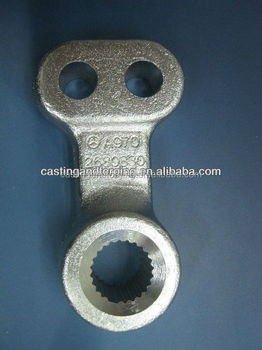 Cold Forged and Machined Gear Shift Lever