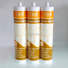 Weatherproof building silicone sealant