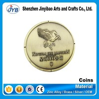 value rare commemorative stainless steel blank coins manufacturer