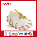 Dog Application Pet Food Type Rawhide Shoes