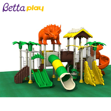 safety newest dinosaur design children outdoor playground