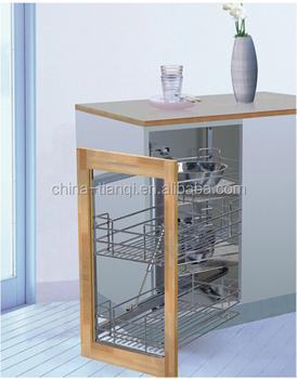 Pull Out Basket For Kitchen Magic Corner Storage