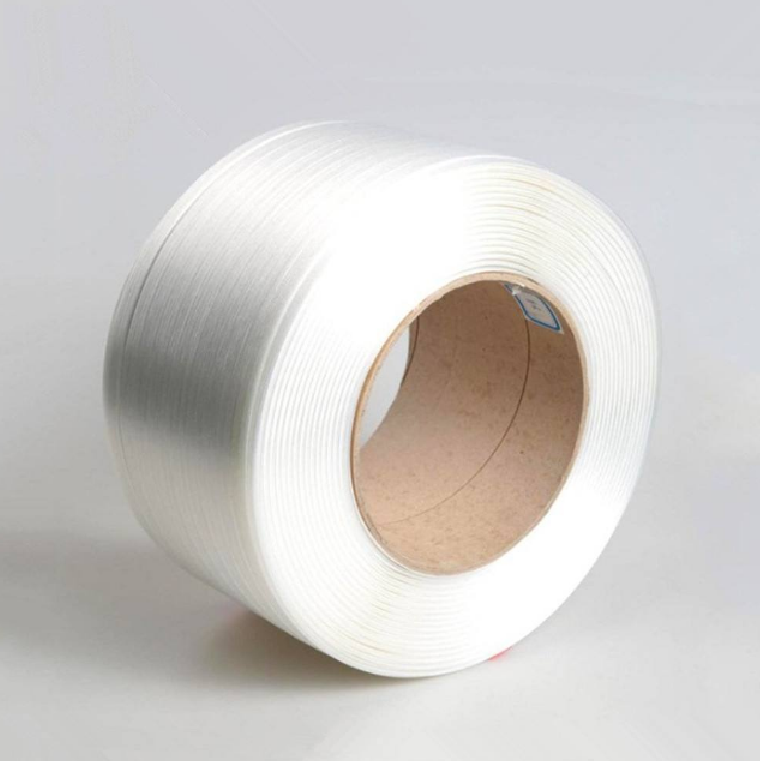 Commonly used elastic polyester fiber packing band