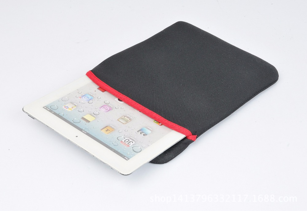 Hot selling neoprene laptop protect cover pouch phone bag case