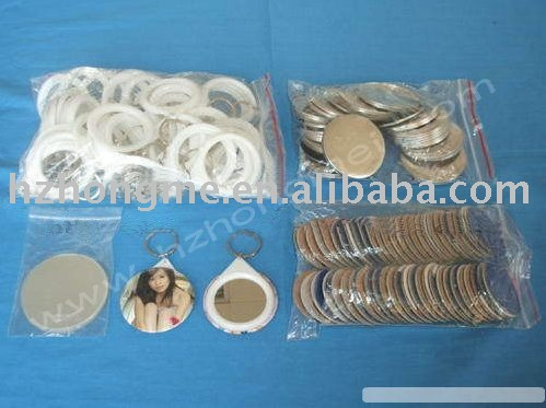 Mbadge and badge making materials