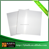 High quality E0 Melamine board of linyi kaifa