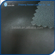 high quality black pvc pu synthetic leather for shoes, sofa, furniture,bags