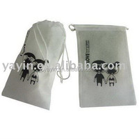 Cheap Promotional Custom Drawstring Shoe Bag