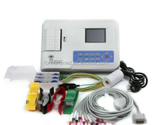 Diagnosis Medical Equipment, ECG Machine with PC software