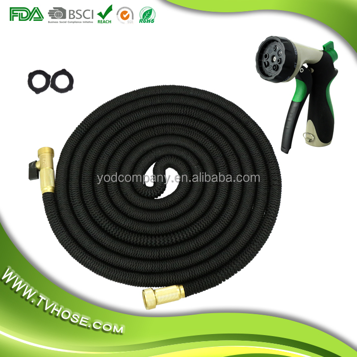Strongest Expandable Garden Hose on the Planet high pressure rubber hose