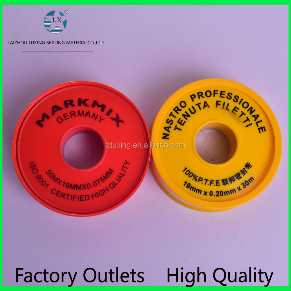 ptfe Thread Seal Tape & Sealants for pipe