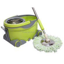 hot selling new products 360 magic easy spin mop bucket twin mop