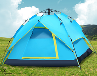 2015 new style cheap best camping 4 man tent ,cheap 4 person tent
