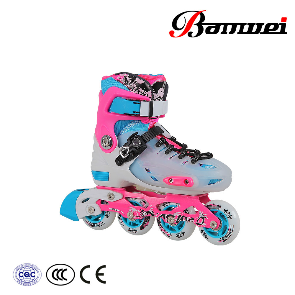 Good price high level new design 70mm inline skates wheels