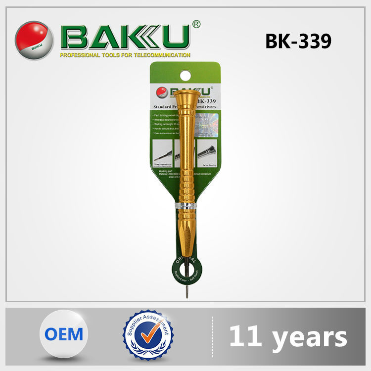 Baku Hot Sale Premium Quality Best Price Newest Fashion With Plastic Handle Corded Auto Feed Screwdriver
