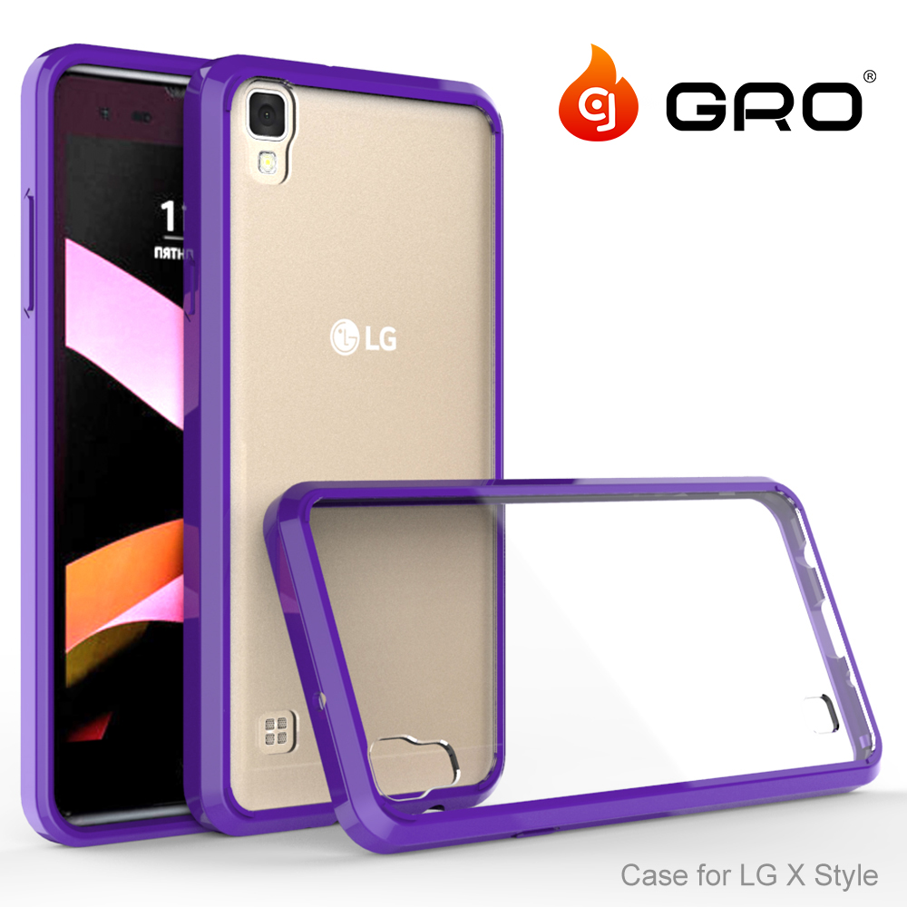 Wholesale Transparent TPU Cellphone Case Cover For LG X Style Mobile Phone Case