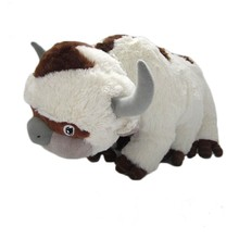 New Big Size 50CM Last Airbender Appa Plush Toy Kawaii Soft Juguetes Stuffed Animal Brinquedos Doll Kids Toys