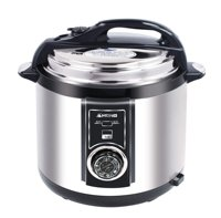 Electric Stainless Steel Pressure Cooker, Machanical Control