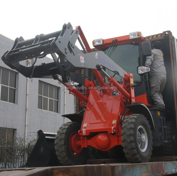 New Design Mini Wheel Loader ZL10F