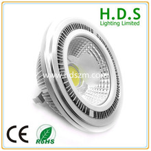 high bright cob osram led ar111 g53 led spotlight