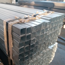 Good Service SGS Certification Welded Galvanized Steel Square Tube