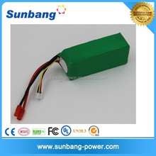 lipo 14.8V 4200MAH 30C rc battery for airplane helicopter rc car boat