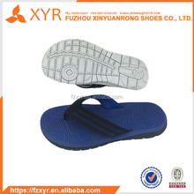 Wholesale sports EVA sole men slippers brand flip flops for beach