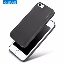 [X-Level] Hard PC 4 Inch Small Plastic Phone Case for Cell Phone iPhone 5/SE