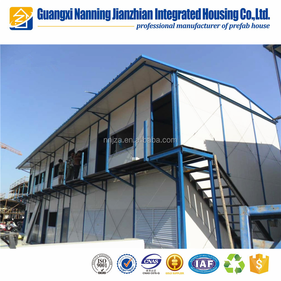 Reassembling waterproof prefab house /office/accomodation/shed/cabin