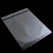 Plastic clear opp bags/pe courier envelopes/clear swimwear packaging bags