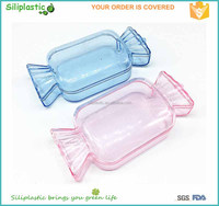 High quality Clear plastic Splittable kid craft projects sweet box