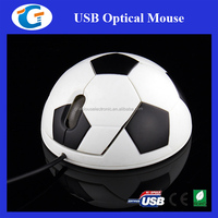 Gracious Novelty Smart Computer Accessories Laptop Mac Football Shaped Mouse