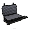 Tricases M2500 computer case military standard waterproof portable tool box transparent protective computer case