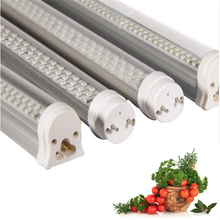 9W 12W 18W 24W Full Spectrum T5 T8 Tube LED Grow Light for Medical Plants Veg and Bloom Indoor Plant