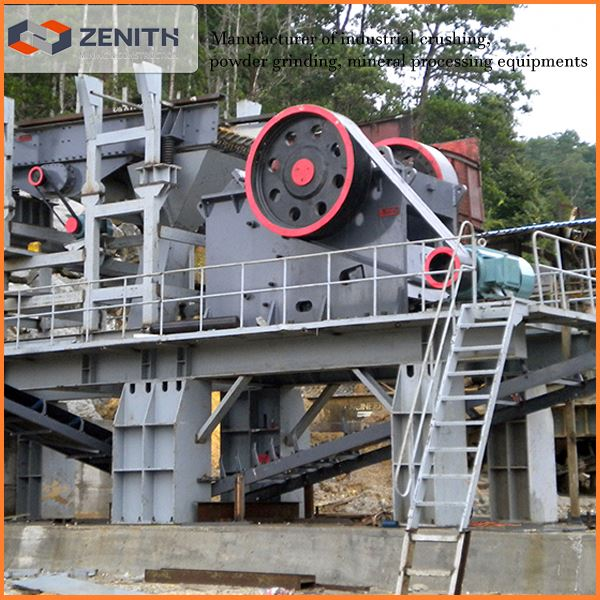 Zenith high quality primary secondary tertiary industry
