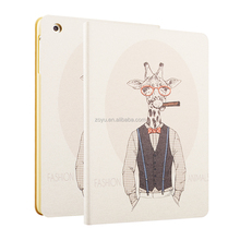 waterproof, Full page series, different pattern leather case for ipad4
