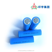 18650 li-ion battery 1800mAH 3.7V