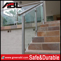 ABLinox balcony stainless steel railing design railing fittings glass railing project