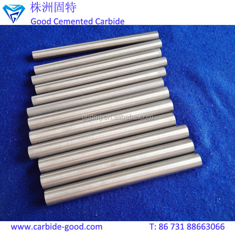 Excellent Wear Resistance Powder Metallurgy Tungsten Carbide Solid Round Bar In Sale