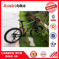 2015 carbon Mountain Bike 20 Speed carbon Mountain Bike 26'' Mountain Bike china with X7 20 speed in stock free shipping