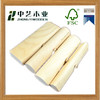 Wholesale ! Natura color soft l bark Wooden stationary case /pencil case
